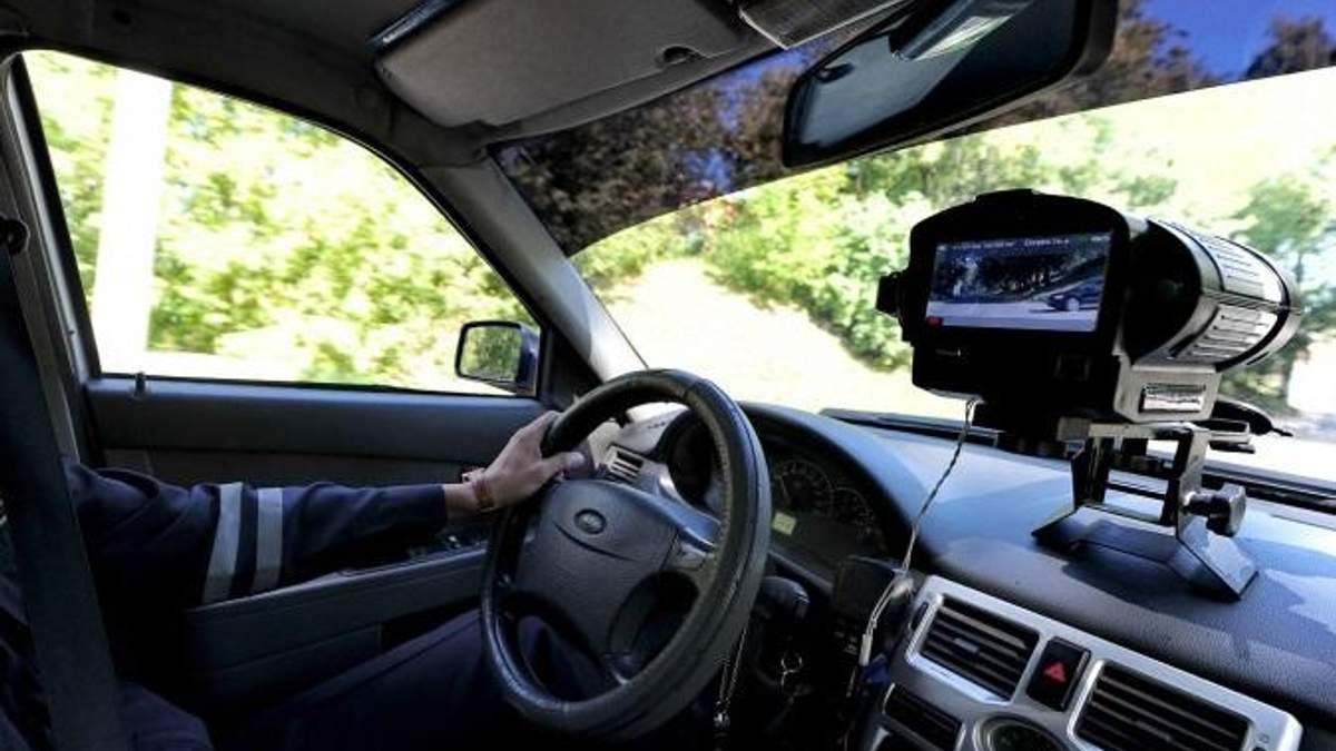 Національна поліція хоче приховано стежити за водіями