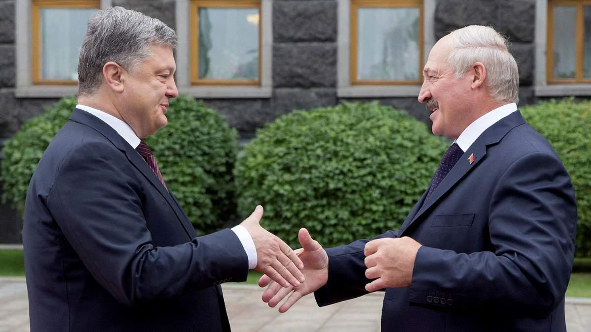Подальше спілкування з Білоруссю для України – це і є ганьба