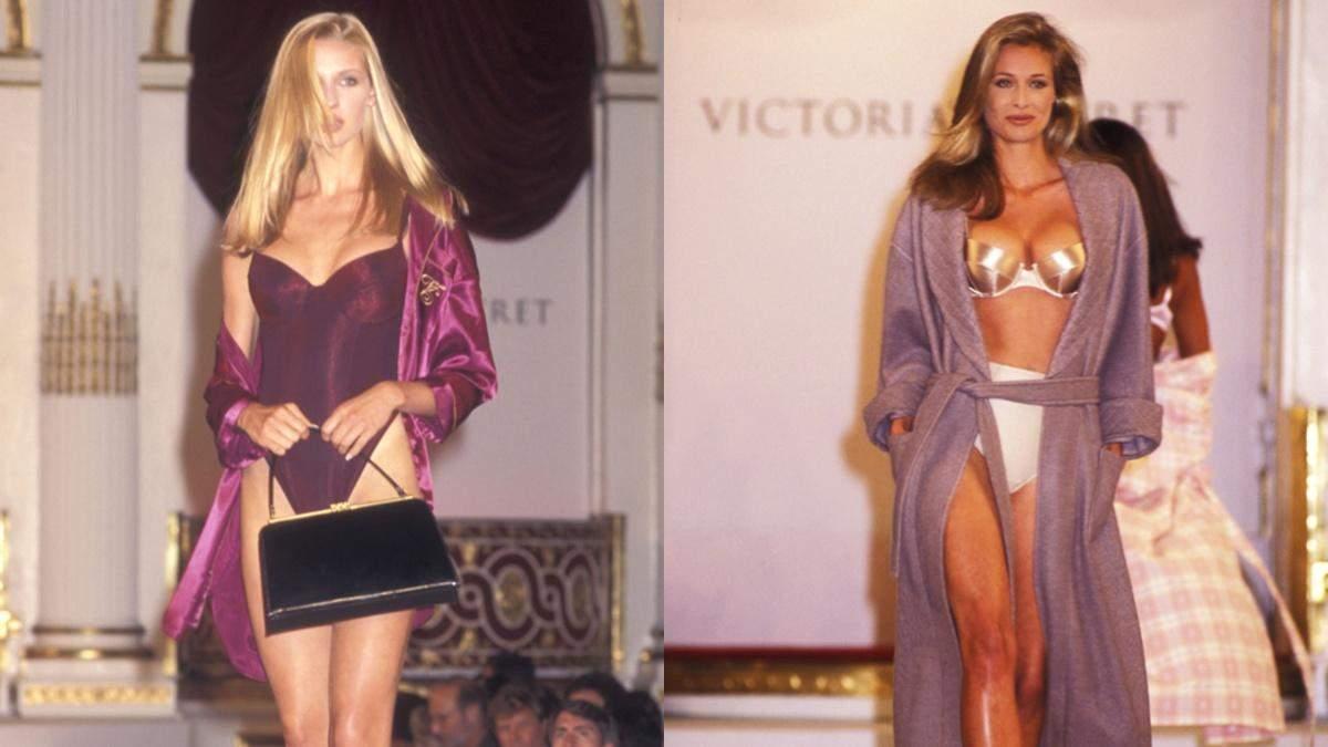 Каким было первое шоу Victoria's Secret: необычные фото