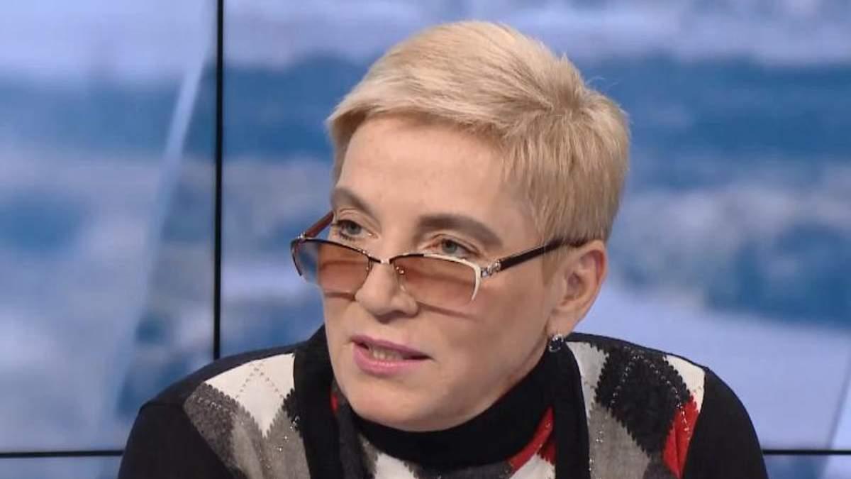 """Соломатіна розкрила ім'я одного з міністрів, декларацію якого НАЗК """"не перевірило"""" за вказівкою влади"""