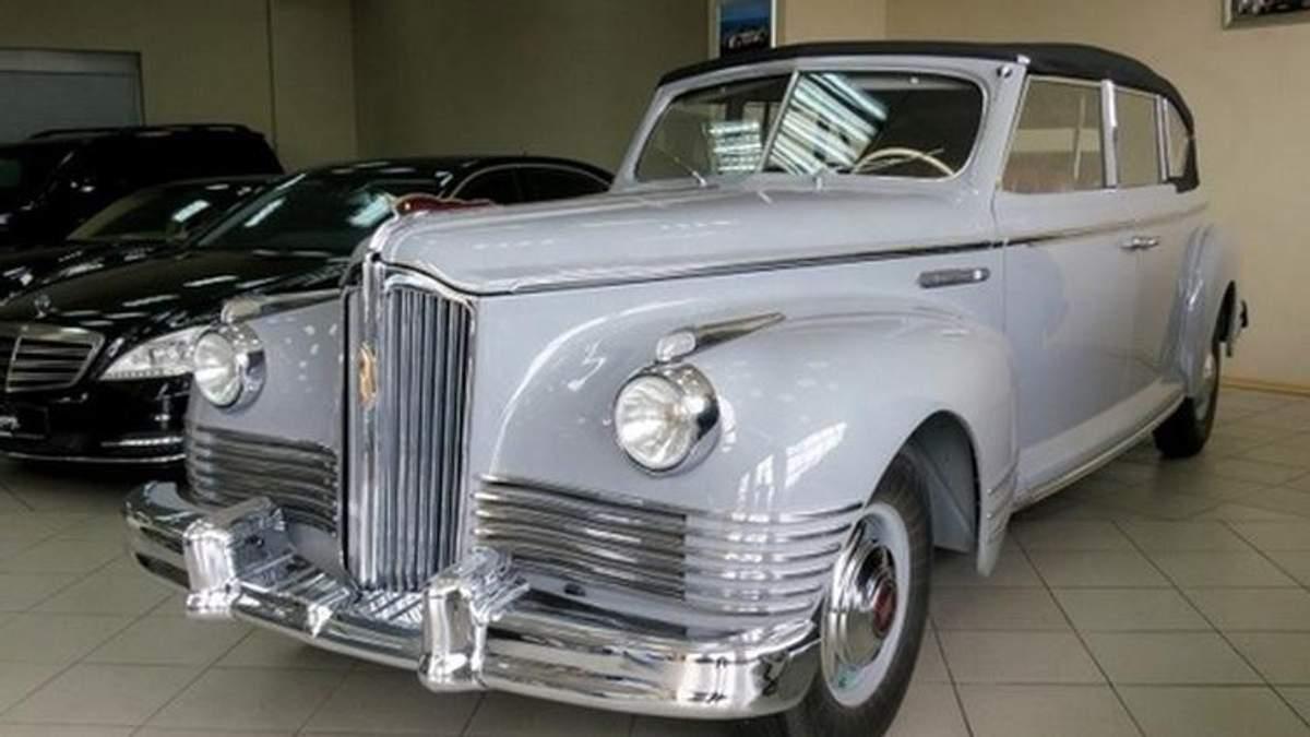 Автомобіль Одеської кіностудії продають в Москві за ціною трьох позашляховиків Bentley