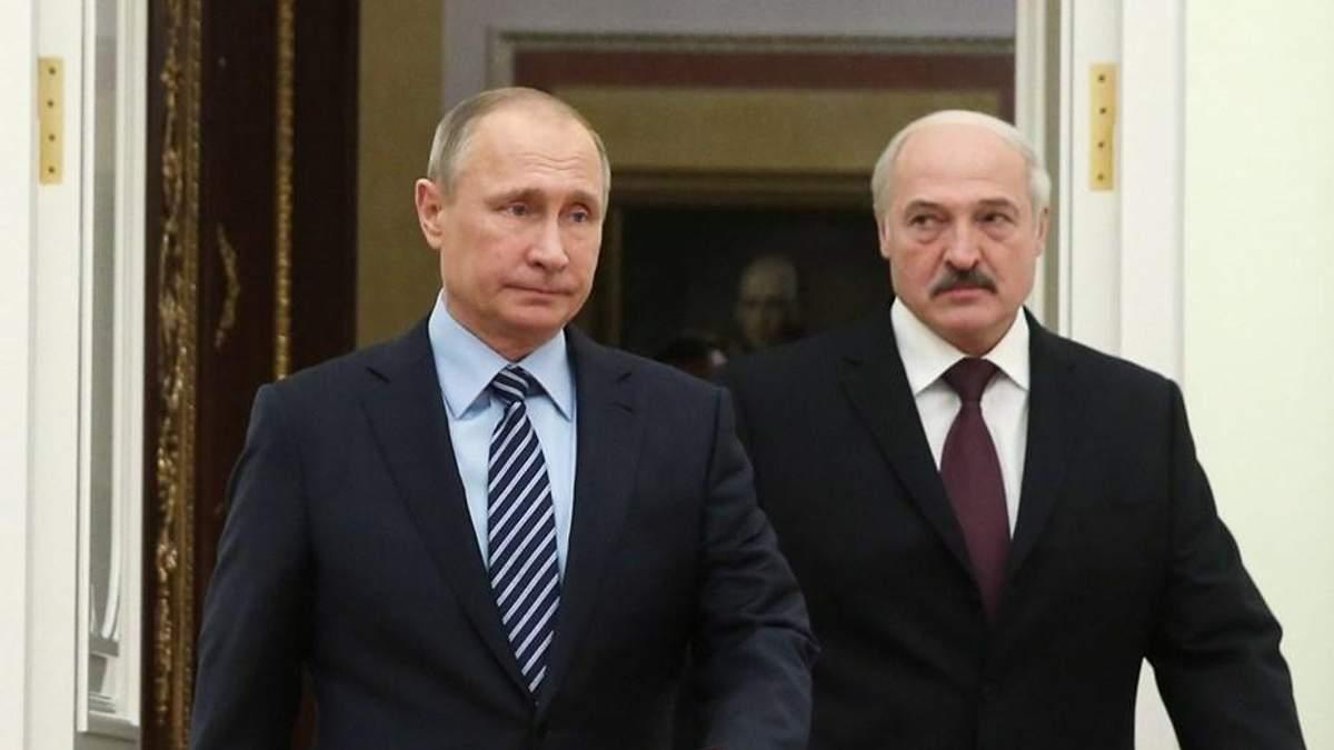 Путін vs Лукашенко: журналіст пояснив, чому лідер Білорусі не обере Захід на противагу Росії
