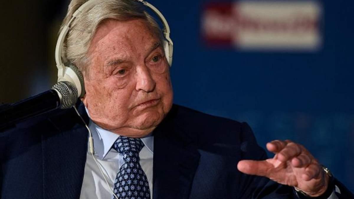 """Власть Венгрии обвиняет миллиардера Джорджа Сороса в """"прямом нападении"""" на страну"""