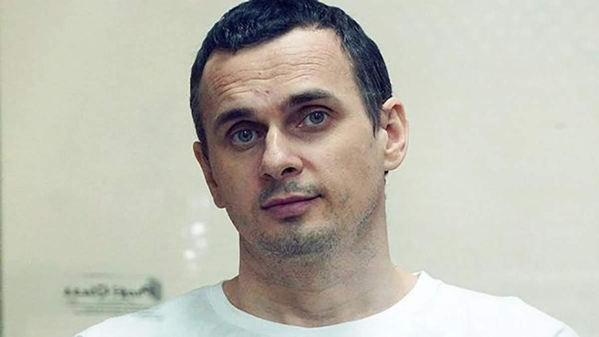 У Франції вимагають звільнити українця Сенцова