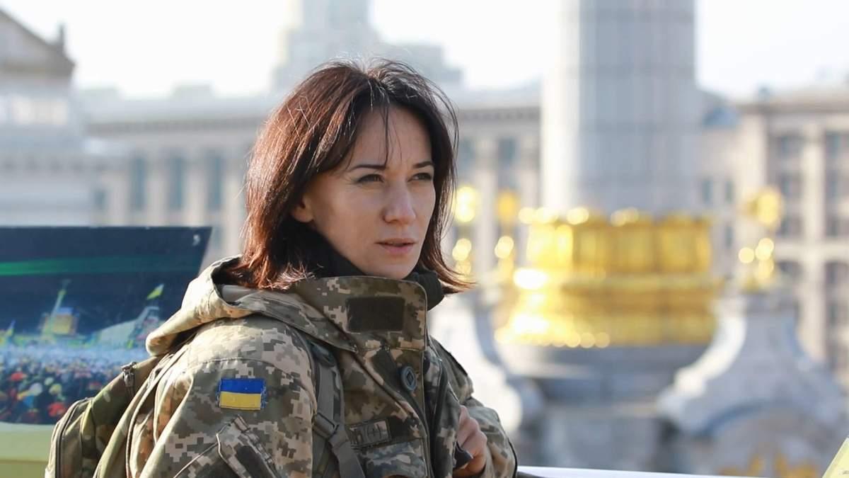 Героическая история украинки, которая бросила бизнес и стала волонтером