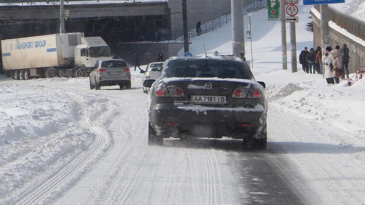 Їзда взимку: як правильно їздити взимку на автомобілі