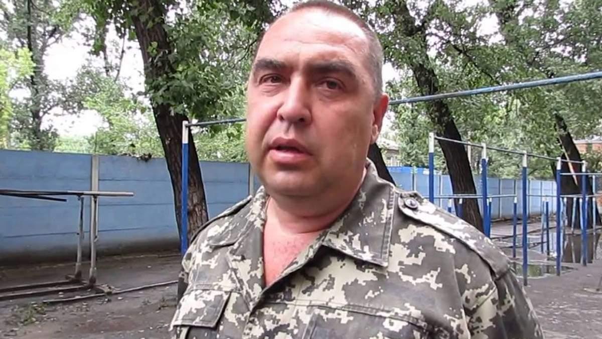 Плотницкий заявил, что никуда не сбегал из оккупированного Луганска