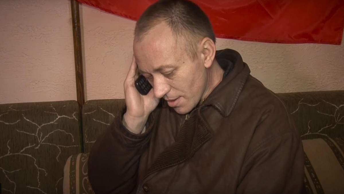 Боевики показали украинских пленных, которые разговаривают с родными
