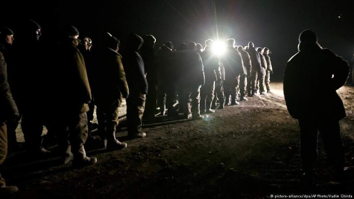 Обмін полоненими між Україною та бойовиками: скільки українців і коли можуть звільнити з полону