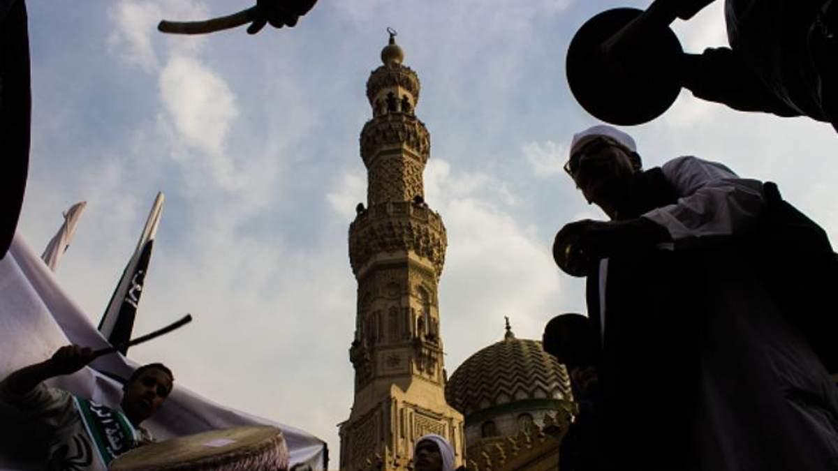 У мечеті в Єгипті стався вибух