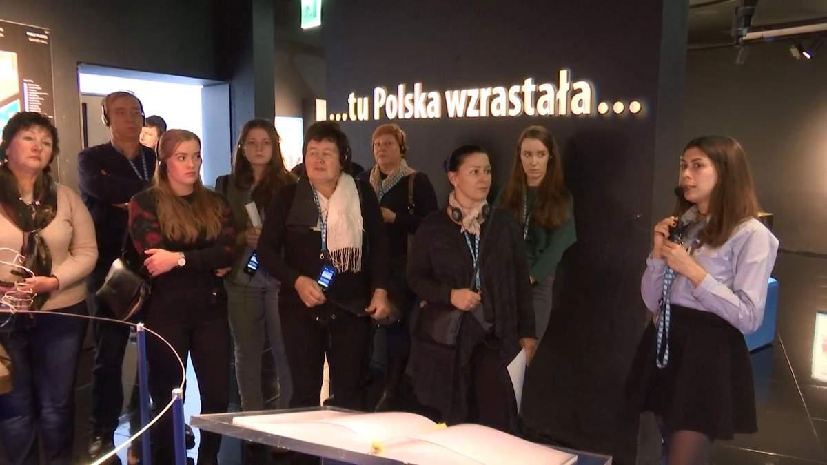 В Польше появляются услуги на украинском языке: увлекательное видео