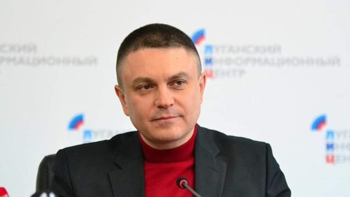 """Стало відомо, хто підмінятиме Плотницького на посаді ватажка """"ЛНР"""""""