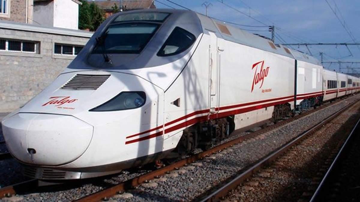 В Украине могут появиться испанские поезда Talgo