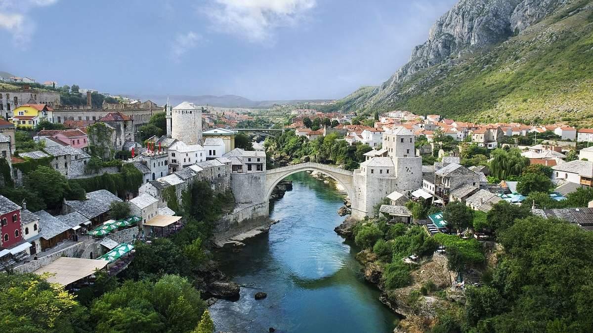 Мостар, Боснія та Герцеговина
