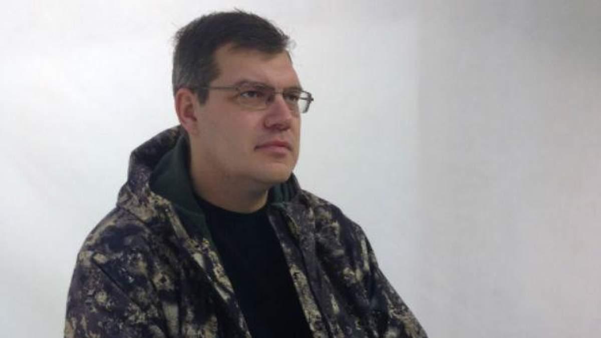 Сепаратист Єгор Кваснюк