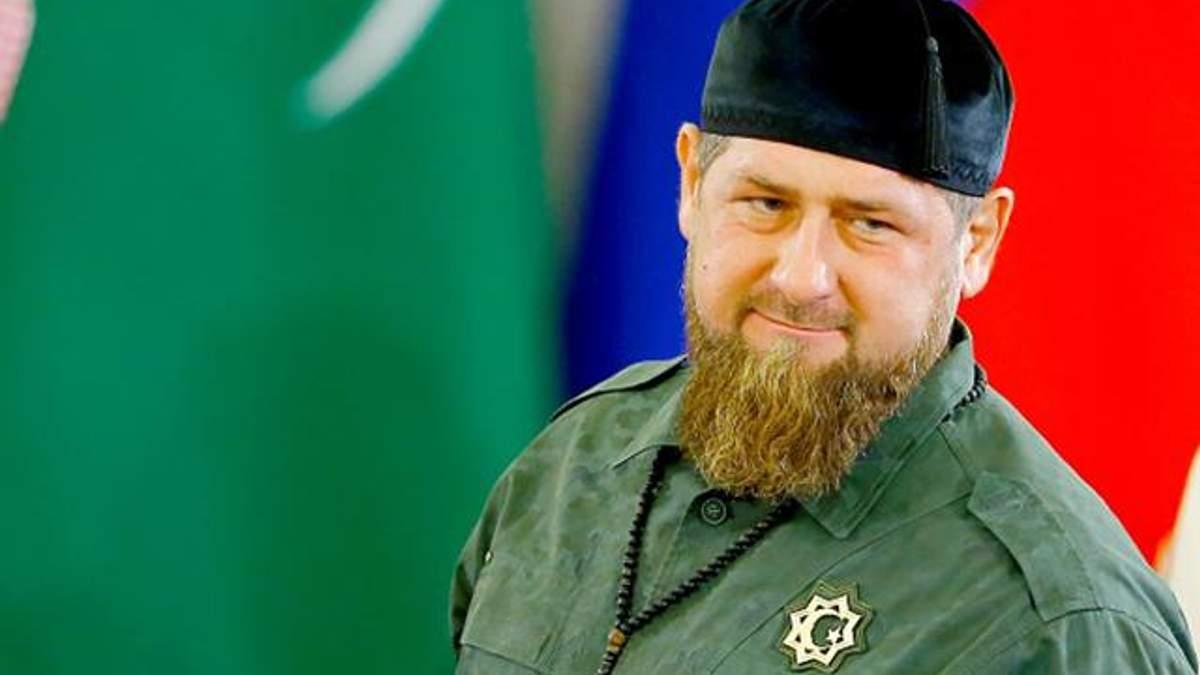 Рамзан Кадиров мріє покинути пост голови Чечні