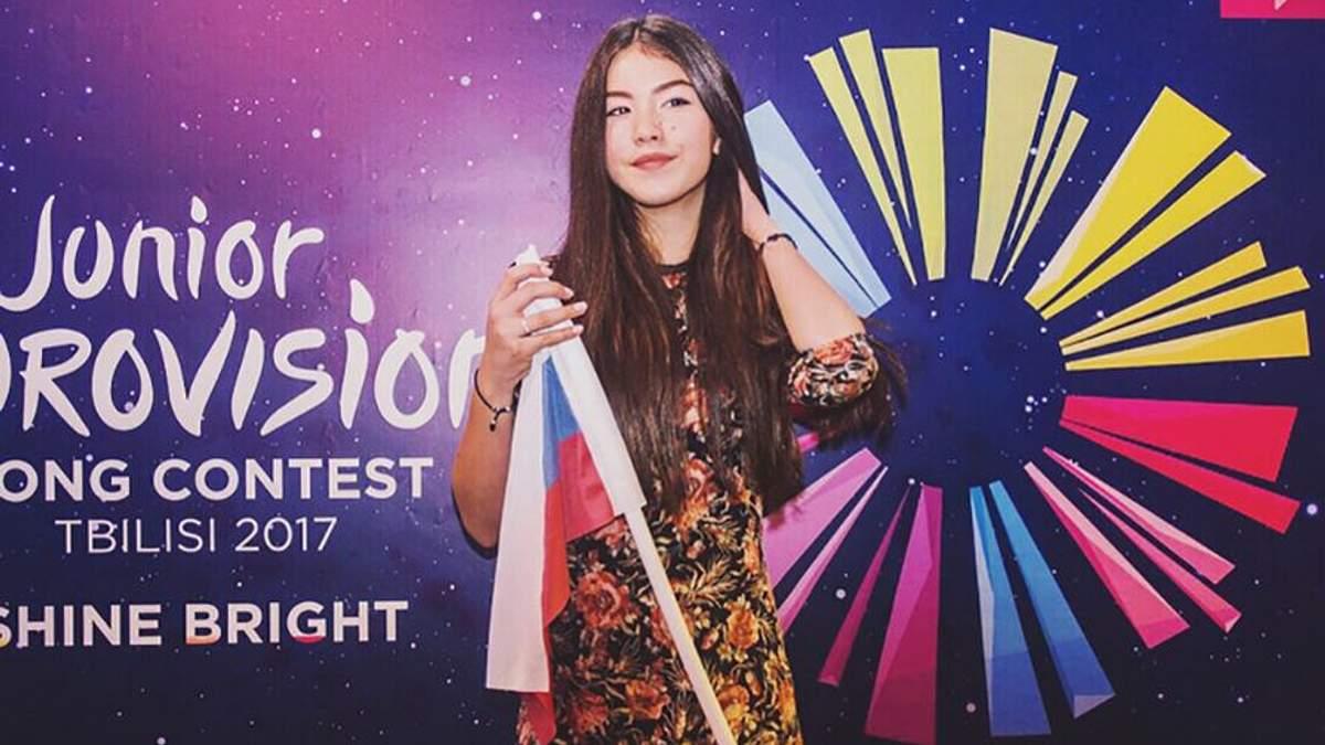 Перемога російської конкурсантки на Дитячому Євробаченні 2017 викликала невдоволення у мережі