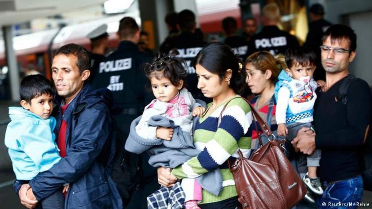 Біженці у Німеччині