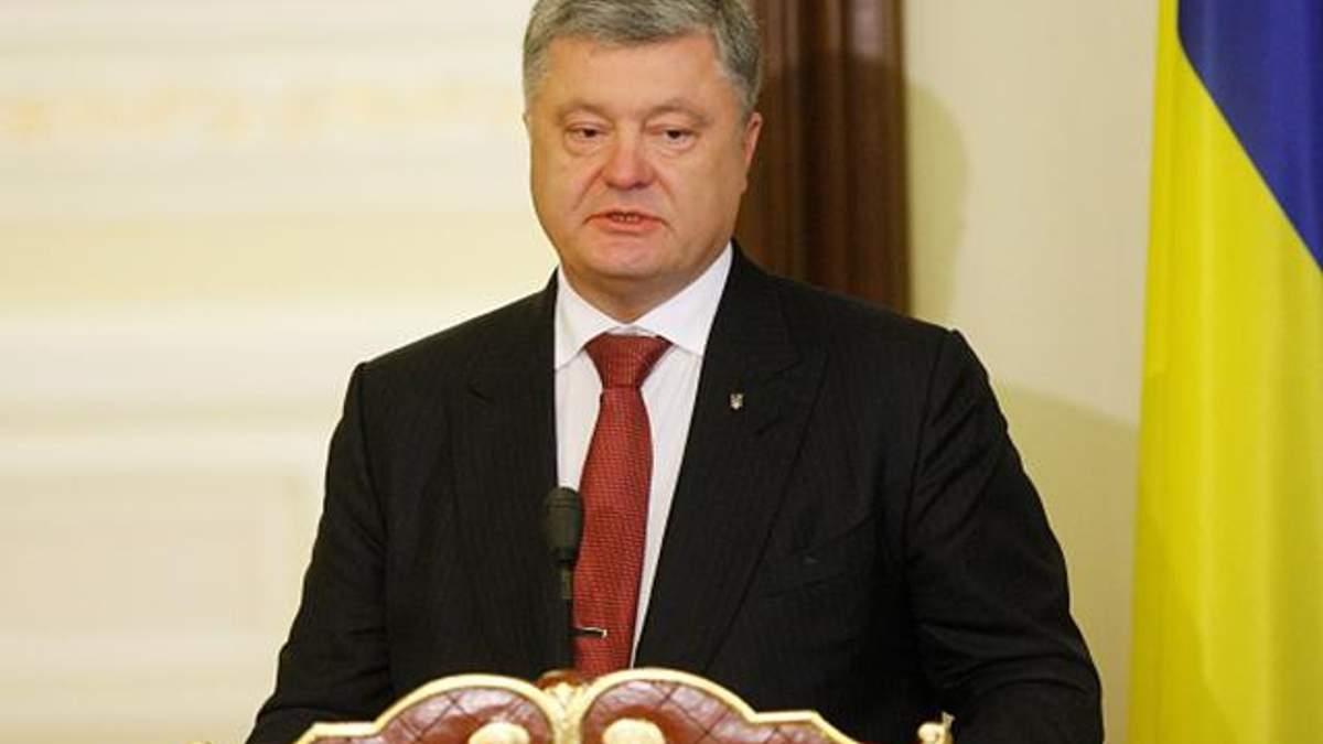 Порошенко призначив нового заступника голови Служби зовнішньої розвідки