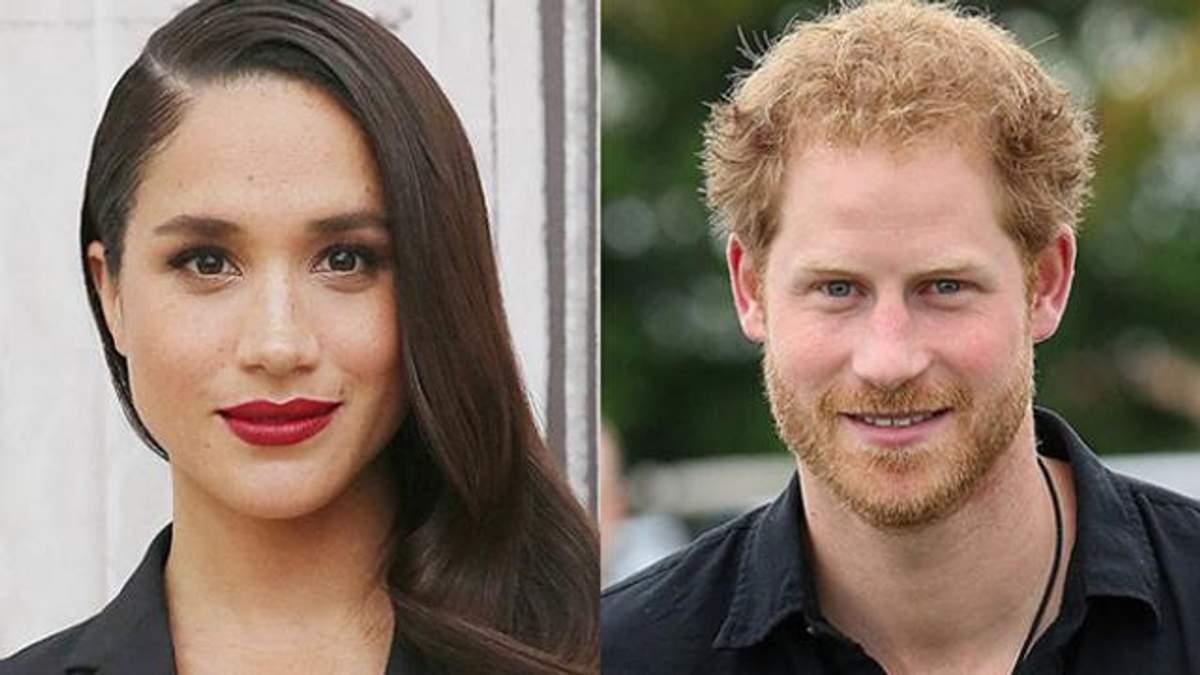 Принц Гаррі і Меган Маркл офіційно заручилися