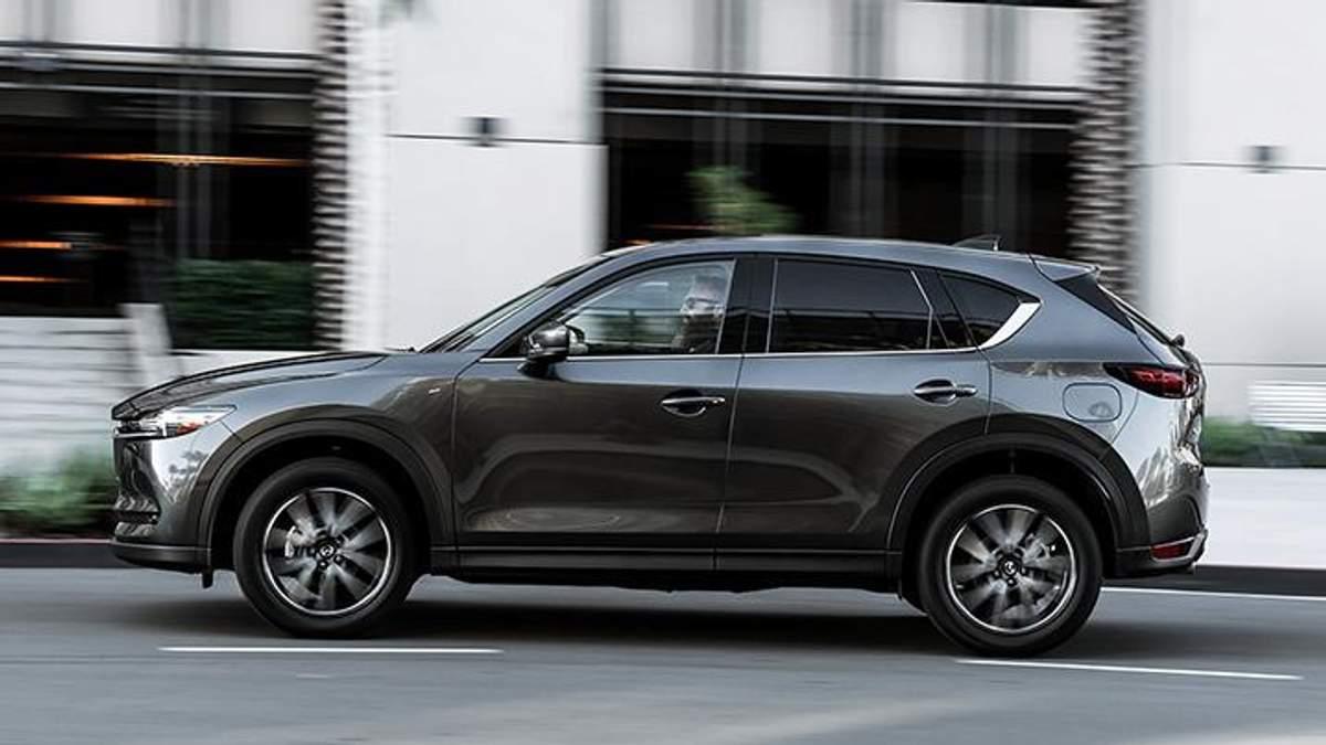 Mazda готовит новый кроссовер исключительно для Северной Америки