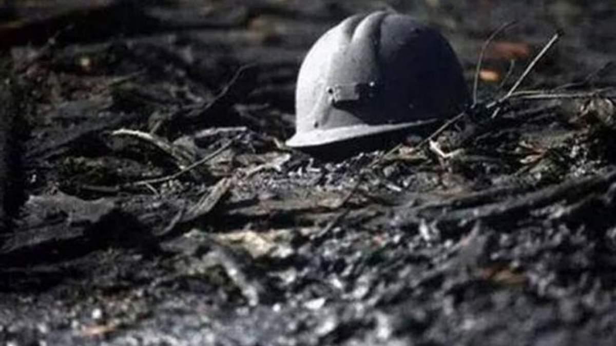 Обвал шахты в Макеевке (иллюстративное фото)