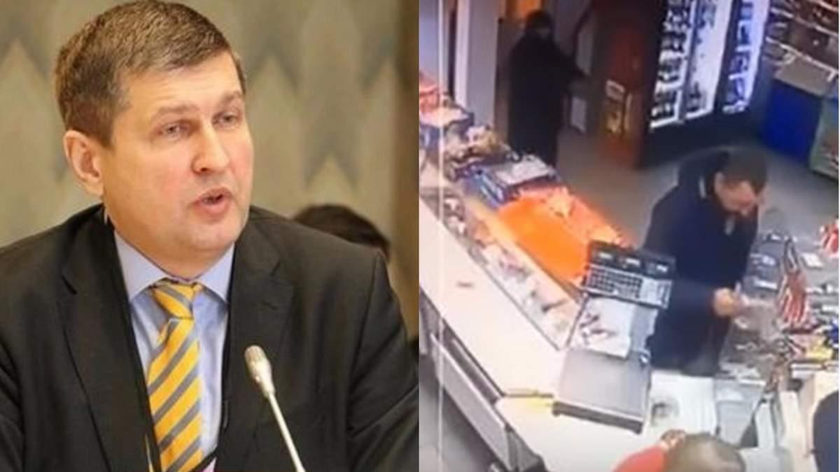 Синові Попова оголошено підозру