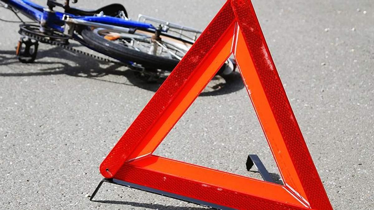 Викрадення велосипедиста