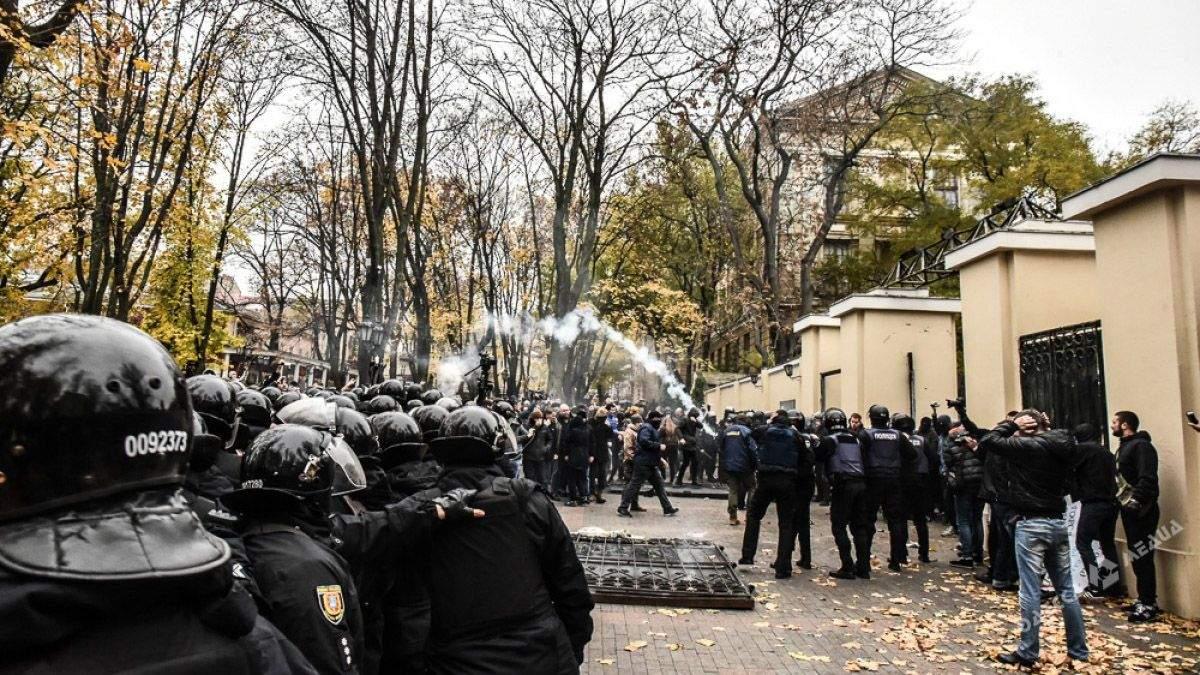 Боротьба за Міський сад: через судилище над активістами одесити висунули свої вимоги до влади