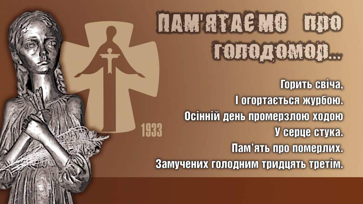 Про Голодомор знали на Заході, – Марочко