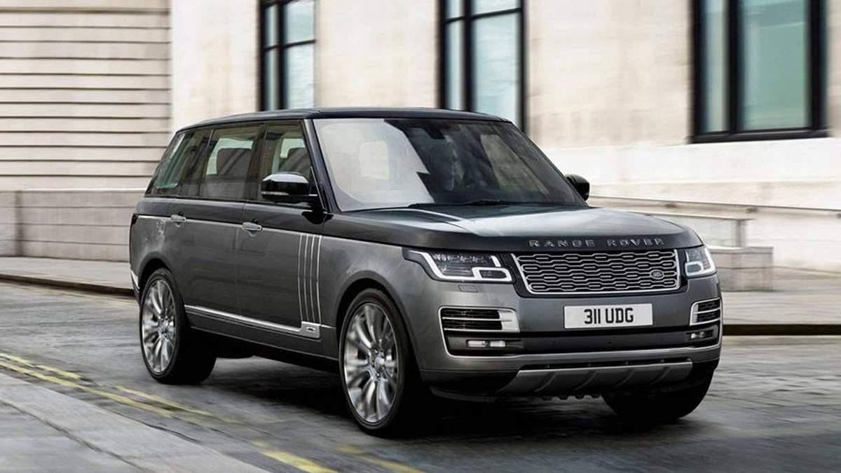 Представлен самый  дорогой Land Rover в истории