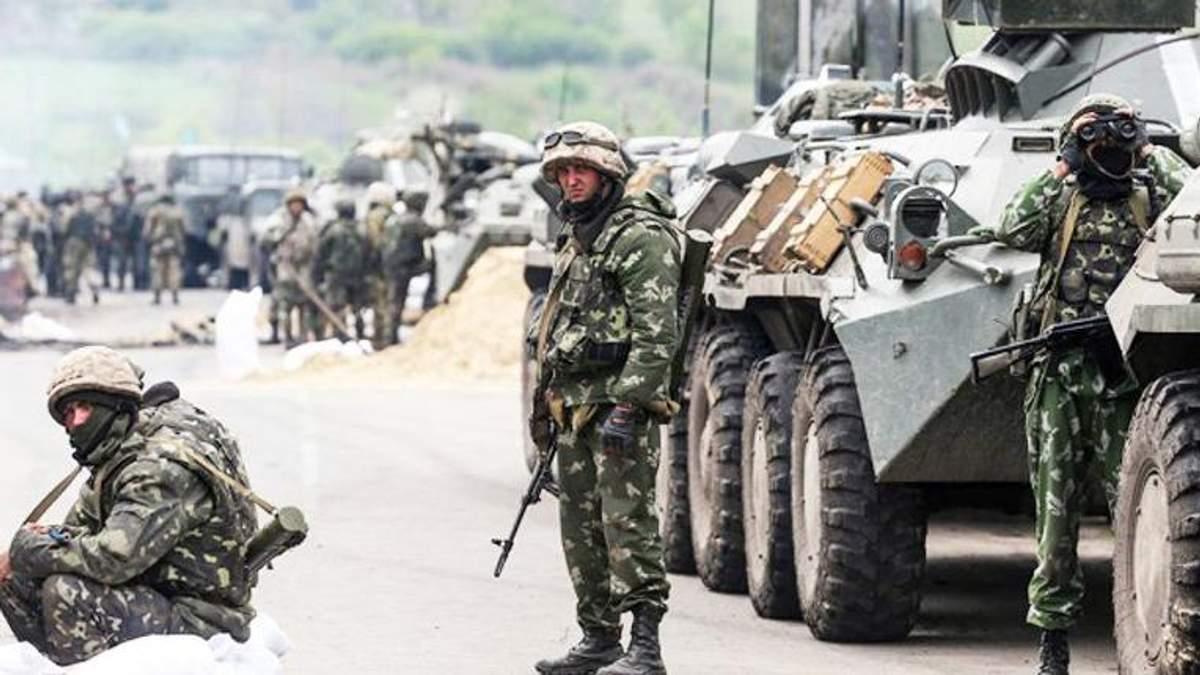 Скільки загинуло українців за час війни на Донбасі