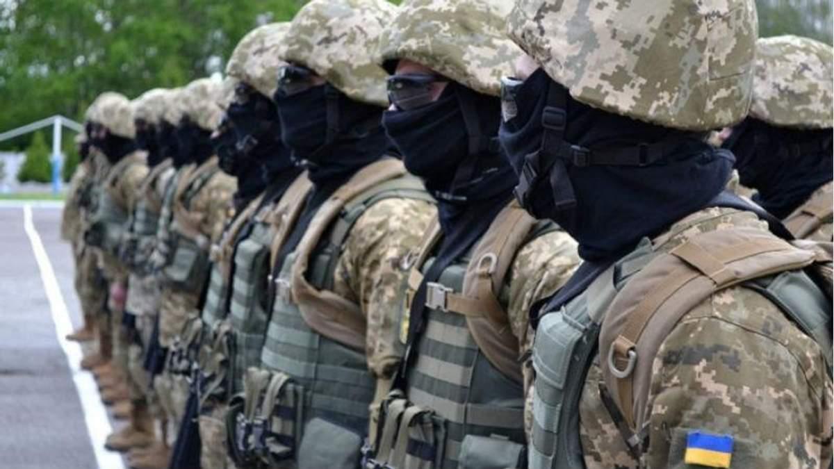 Силы специальных операций ВСУ
