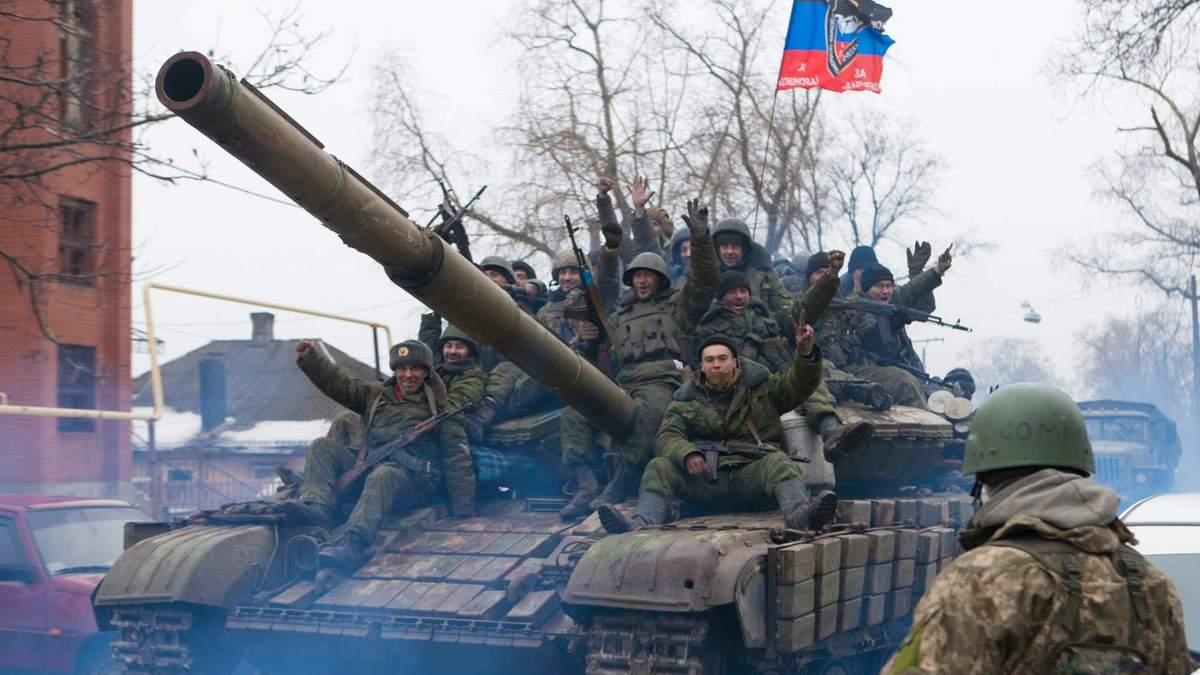 """У """"ДНР"""" бояться наступу ЗСУ в районі Горлівки"""