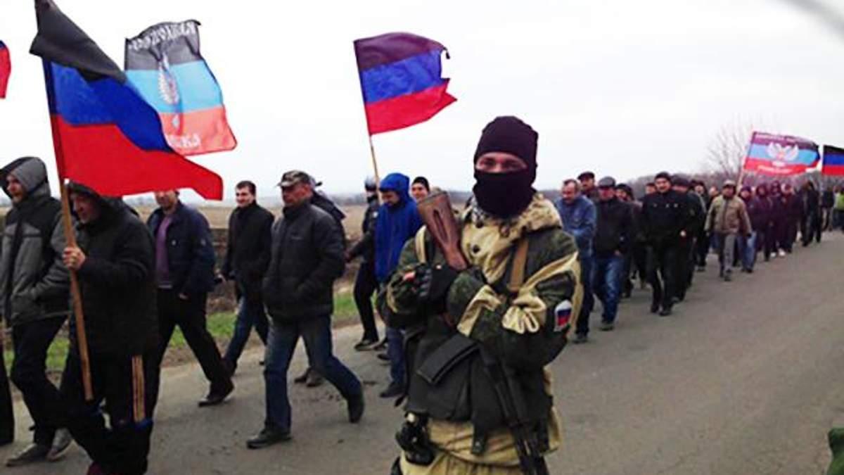 """Після """"перевороту в Луганську"""" підрозділи """"ДНР"""" повертаються на окуповану Донеччину"""