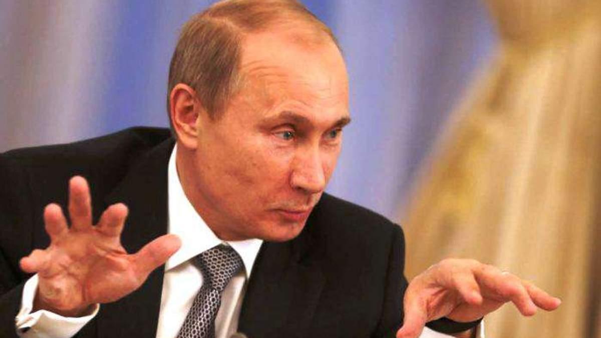 Путін хоче введенням миротворців на Донбас легалізувати присутність військ РФ
