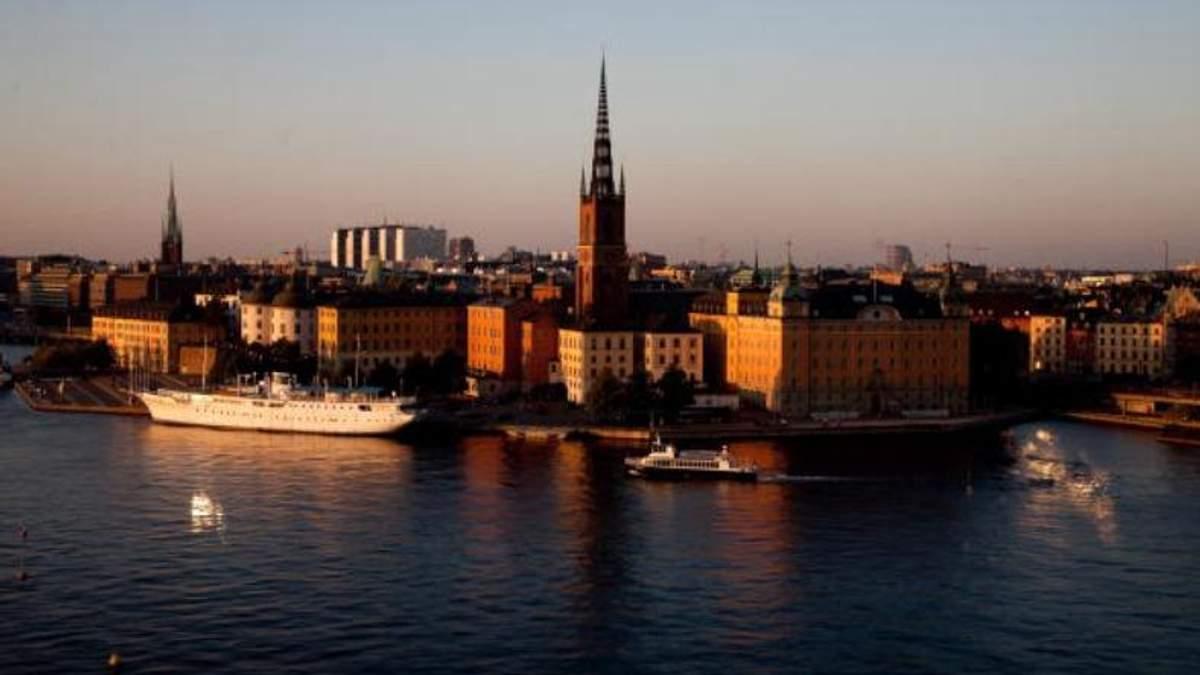У парламенті Швеції вперше вшанували пам'ять жертв Голодомору