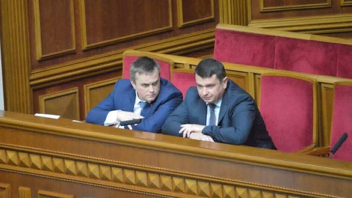Из-за обысков в НАБУ Сытник и Холодницкий собрались к Луценко
