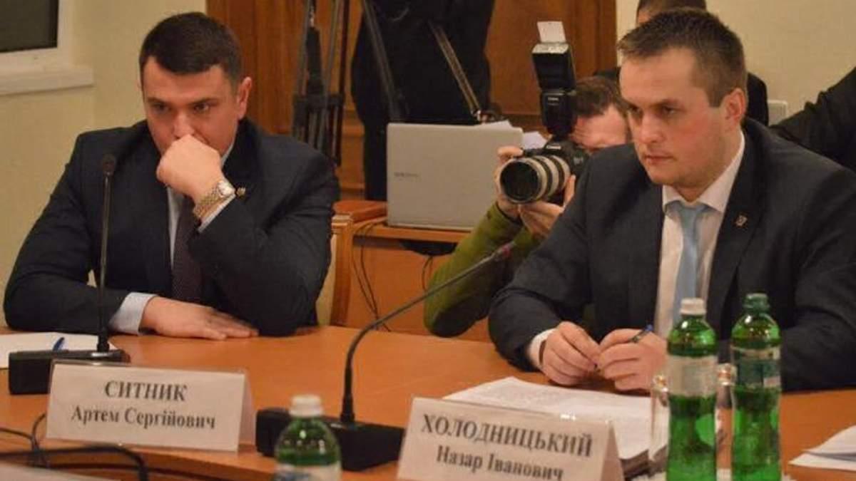 """Ситник розповів про розмову з Луценком і деталі """"спецоперації"""" НАБУ"""