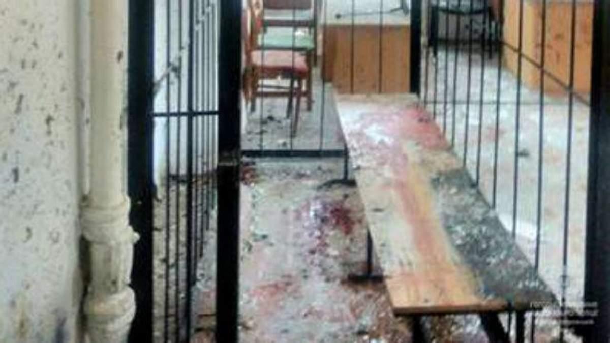 Взрыв в суде Никополя: число погибших выросло