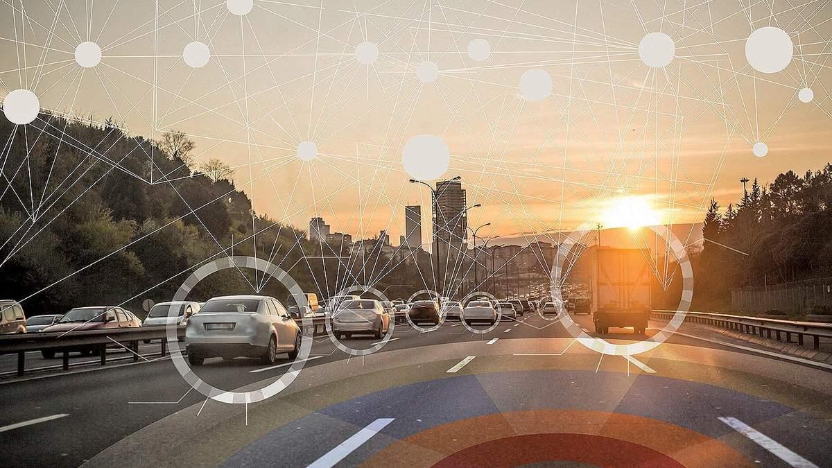 Будущее движение на автомагистралях