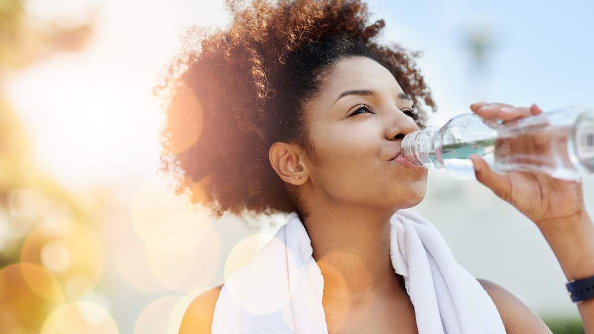 Питьевая диета: как разгрузить свой организм за 3 дня