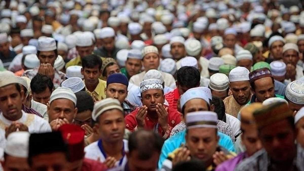 Три сценарії збільшення кількості мусульман у Європі