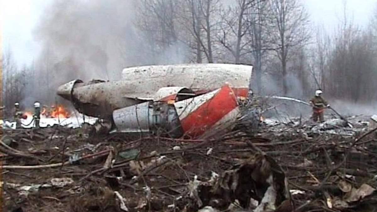 Це не була випадковість, – міністр оборони Польщі про Смоленську катастрофу