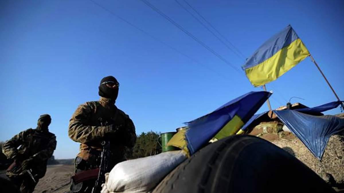 Воины ВСУ улучшили свои позиции на Донбассе