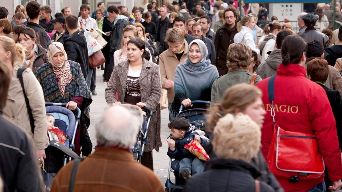 """""""Ісламізації"""" Європи у найближчому майбутньому не буде"""