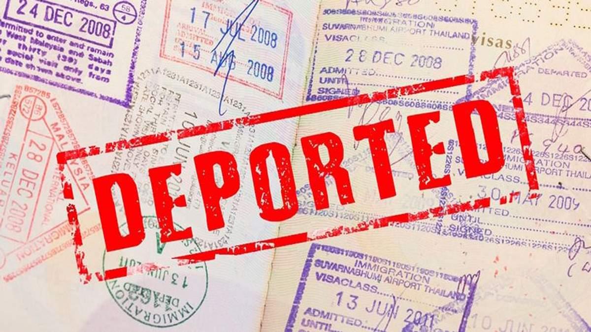В Латвии нескольких россиян готовят к депортации