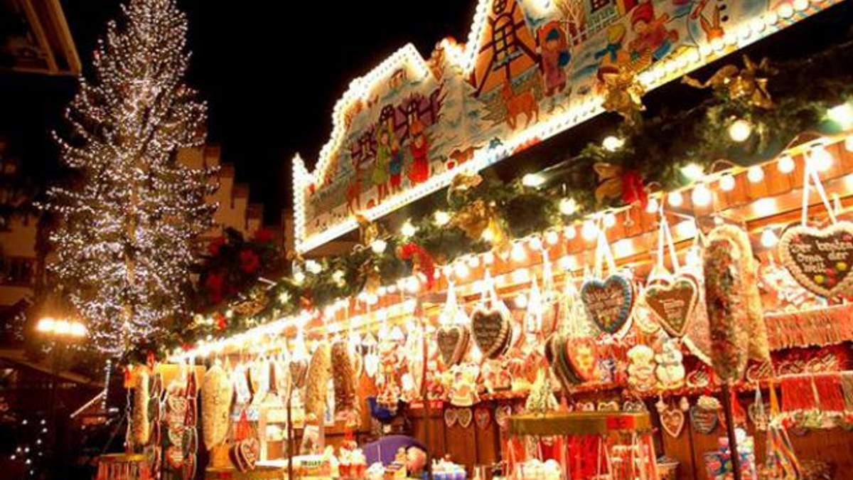 Різдвяний ярмарок
