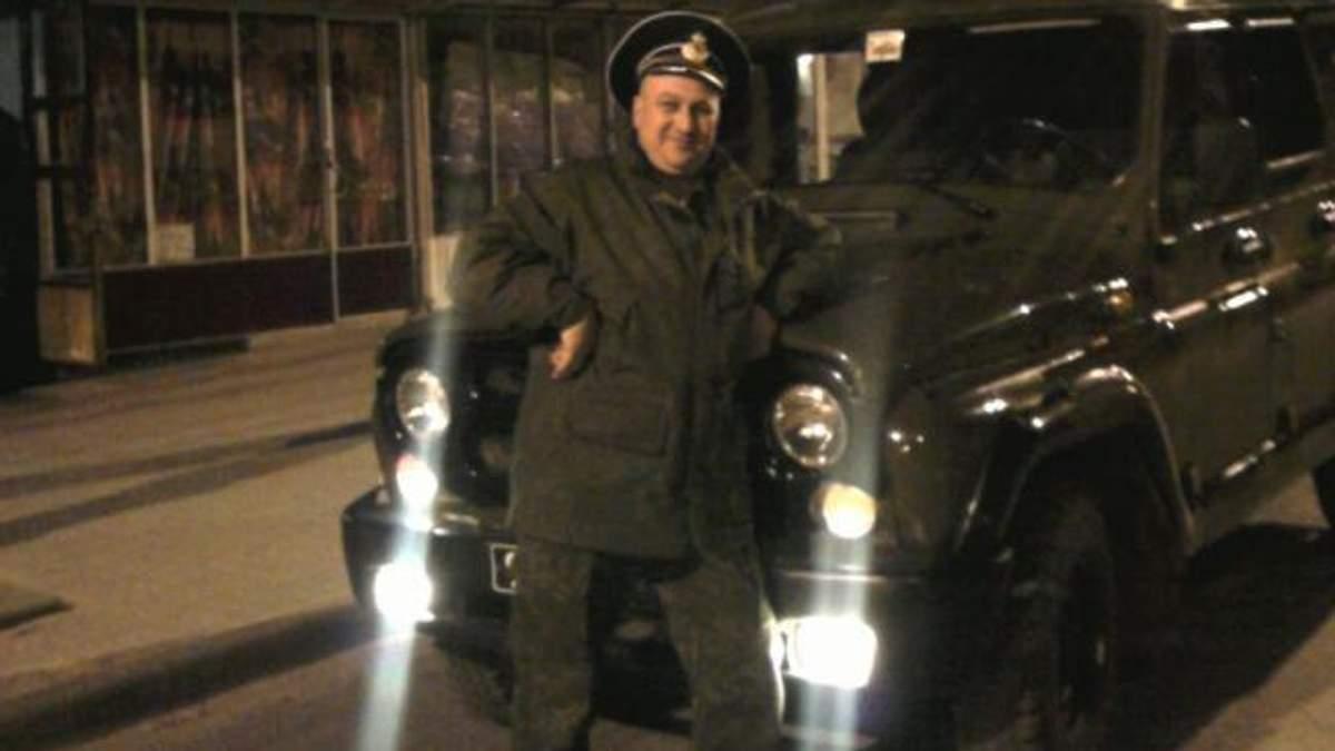 В Горловке пьяный полковник РФ потерял документы с отчетами боевиков