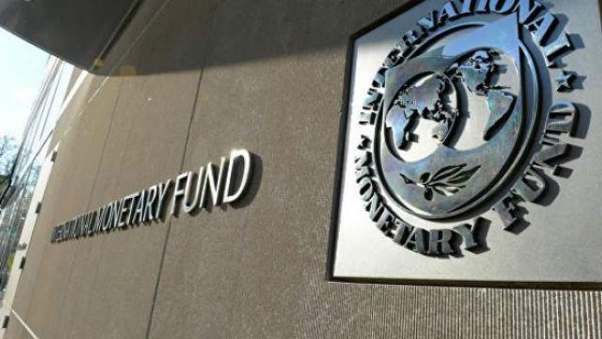 Цього року Україна виплатила МВФ більше ніж отримала кредиту
